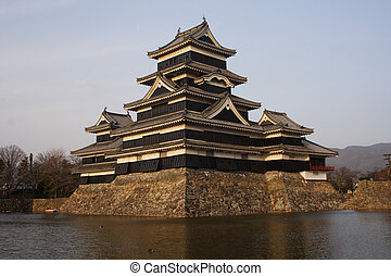 Matsumoto, castelo, II