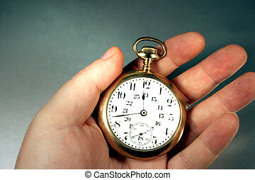 Pocket Watch - Antique Pocket watch