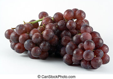 Bunch of Grapes - A bunch of red grapes