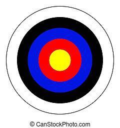 Bullseye - Archery target
