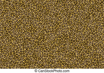 Leopard Fur - Computer Generated Leopard Fur Suitable for...