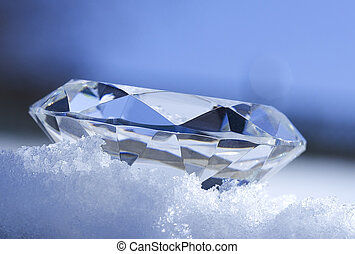 Ice - Diamond on ice