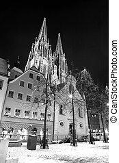 Regensburg32 - Cathedral in Regensburg