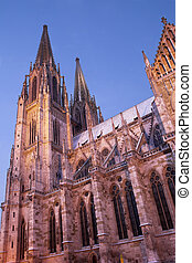 Regensburg#38 - Cathedral in Regensburg