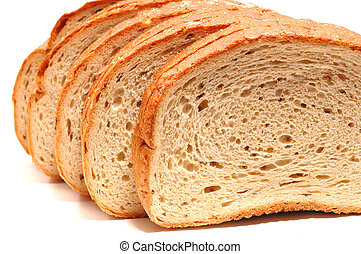 rye slices - rye bread slices