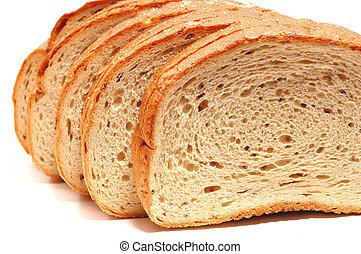 rye slices - rye bread slices