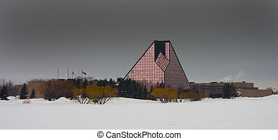 Royal Canadian Mint - the roayal canadian mint in winnipeg...