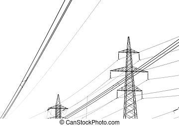 High voltage B/W