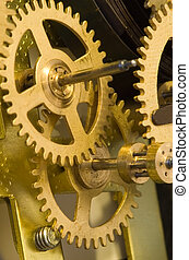 Clockwork - Macro of clockwork