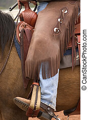 Cowboy Gear - Cowboy tools of the trade
