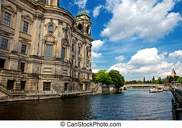 Berlin Cathedral - Berliner Dom