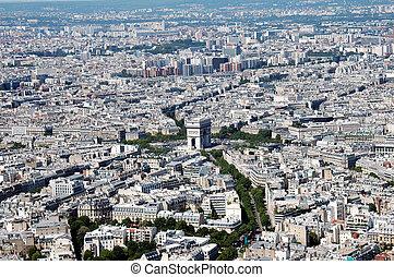 Paris - Aerial View