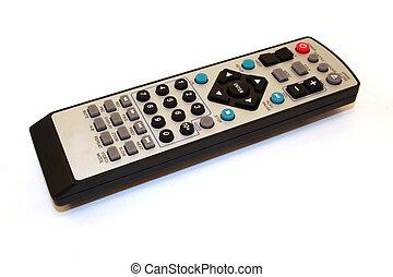Remote control - Generic remote control over white