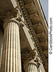 pillar 1 - greek pillar