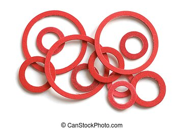Gaskets - Isolated gaskets