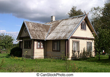 Country House - A country house in Lithuania