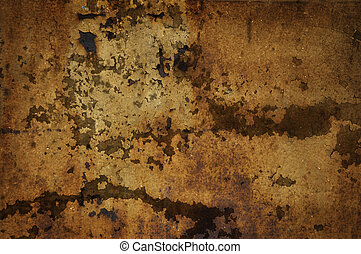 GRUNGE BACKGROUND - Warm grunge background