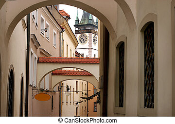 Olomouc, Czech Republic - Olomouc, second oldest city in...