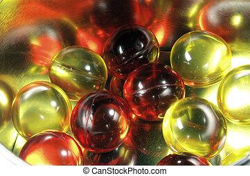 Gell balls - Gell ball