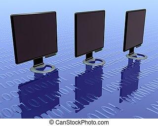 Lcd Monitor 1 - 3d Lcd Monitor