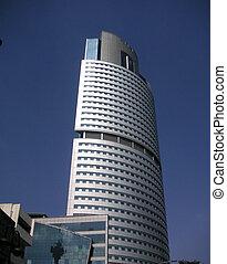 Modern building in Kuala Lumpur