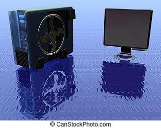 Lcd Monitor 4 - 3d Lcd Monitor