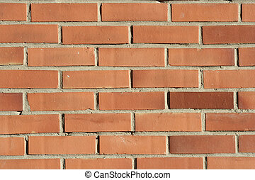 Natural Texture - Natural texture - a wall of bricks