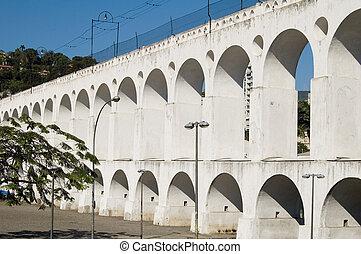 Arcos da lapa - Rio de janeiro landmark