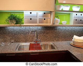 Kitchen - Modern kitchen