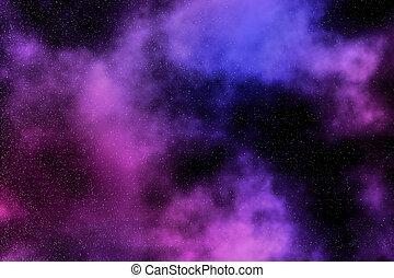 1, nebulosa