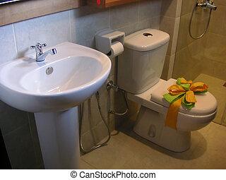 Bathroom - House bathroom