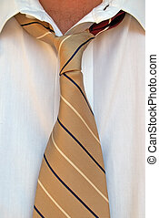 end of the day - losse necktie