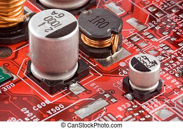 Circuit Board - Electronic circuit board
