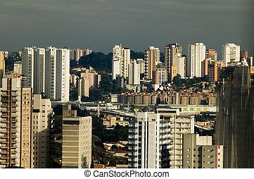 SAtilde;pound;o Paulo - São Paulo, general view