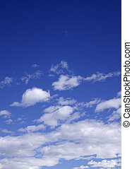 Heavenly sky - Clouds in a blue sky