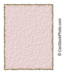 crinkled paper - Light pink structured and crinkled paper...
