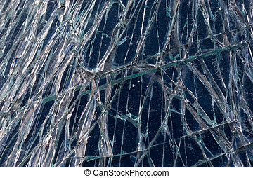 Broken Glass - Backgrounds - broken glass