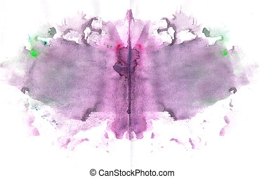 "ButterFly Paint Splat - ButterFlyPaint - ""The Rorschach..."