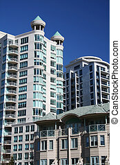 Condominiums - Condominium buildings