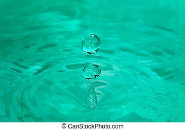 Aqua - Water Drop