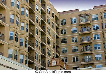 Modern Downtown Condos