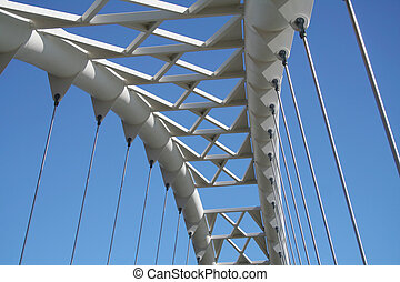 Bridge - Pedestrian bridge