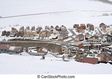 Crested Butte - Ski town in Colorado
