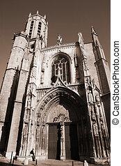 Aix-en-provence #3 - The Cathedrale Sainte Sauveur in...