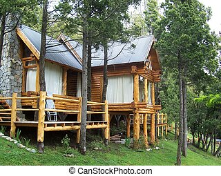Log Cabin in Bariloche Argentina