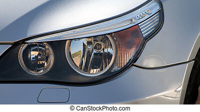 Xenon head-light