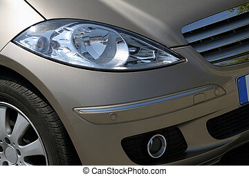 Front lights - Car front lights