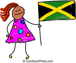 Jamaican kid