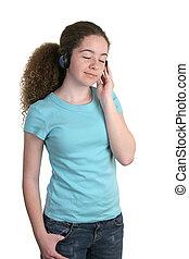 Adolescente, melodías, y, Camiseta