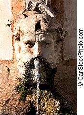 Aix-en-provence #32 - Water feature in Aix-en-provence,...